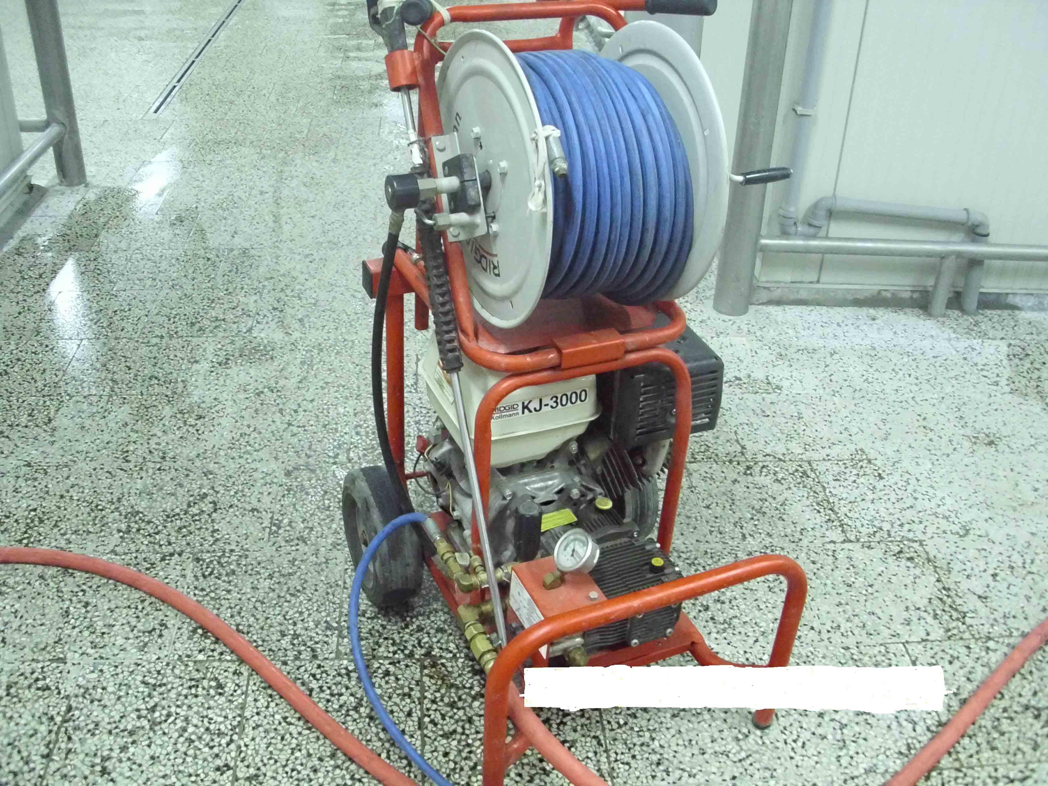 Pompa de apa de inalta presiune Ridgid KJ 3000